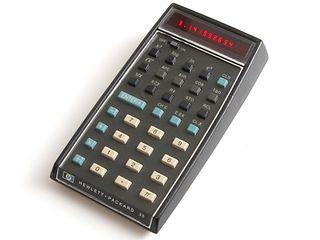 Gadgets Taschenrechner Computergeschichte